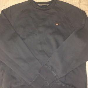 NIKE crewneck sweatshirt SIZE M